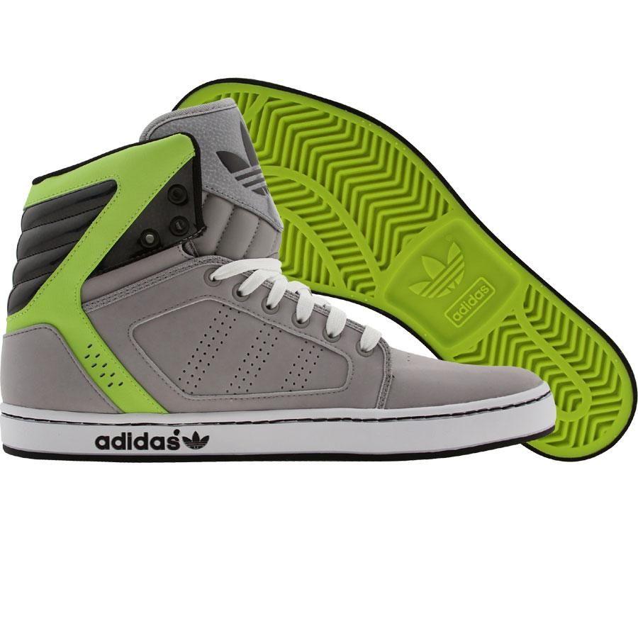 0e22f76a15b5 Adidas Adi High Ext shoes in aluminum and runninwhite