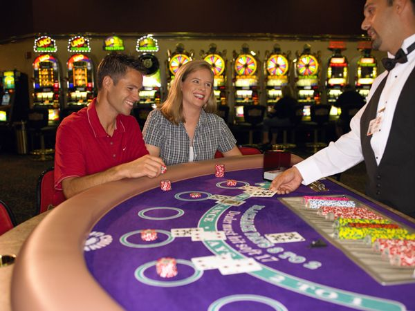 Learn to be a blackjack dealer