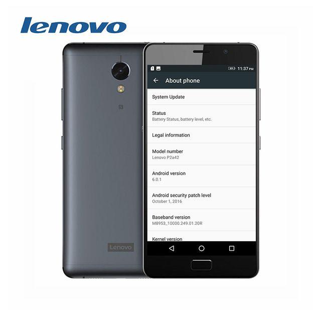 Прошивка Lenovo P2a42