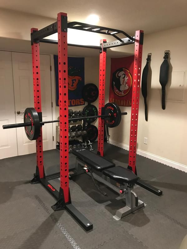 Review Photo 2 Home Gym Basement Gym Room At Home Home Gym Design