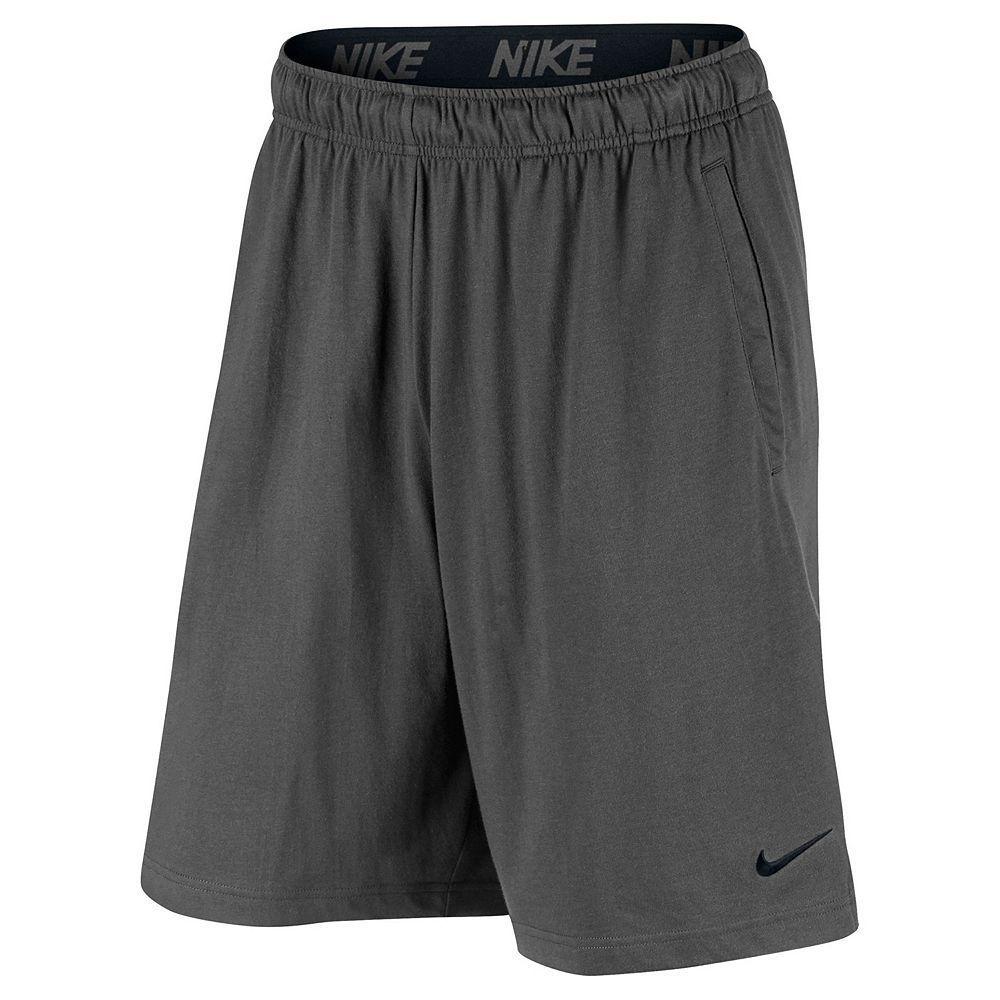 Mens nike drifit cotton shorts nike men mens workout