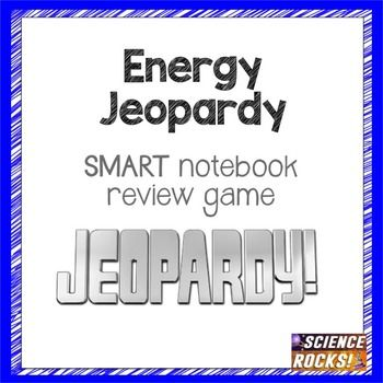 Energy Jeopardy Smart Notebook Game Review Games Jeopardy