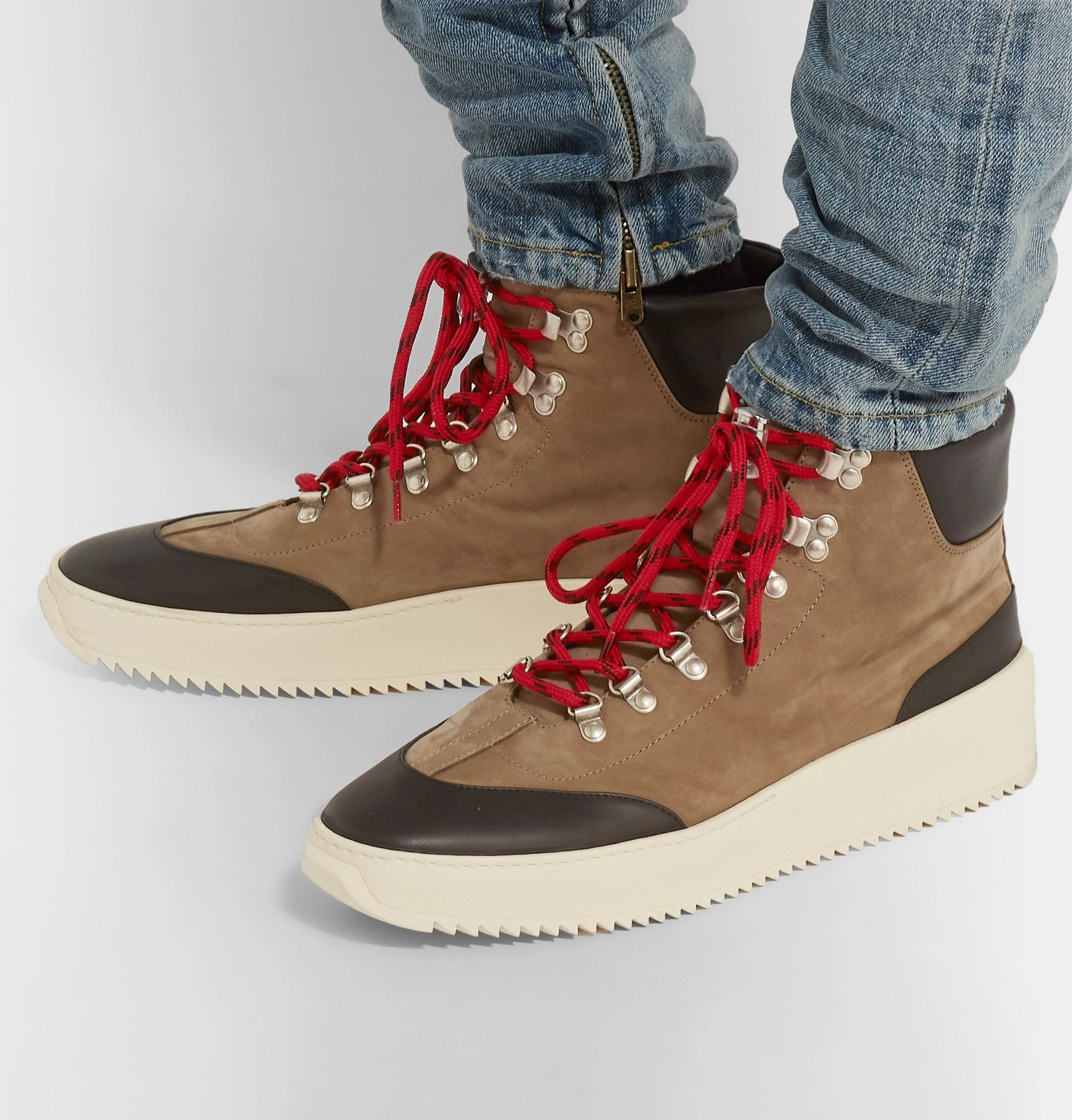 Fear Of God 6th Collection Hiker Suede
