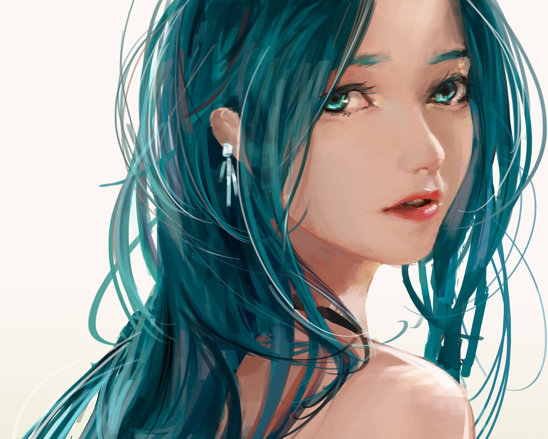 long hair, anime, anime girls, Vocaloid, Hatsune Miku