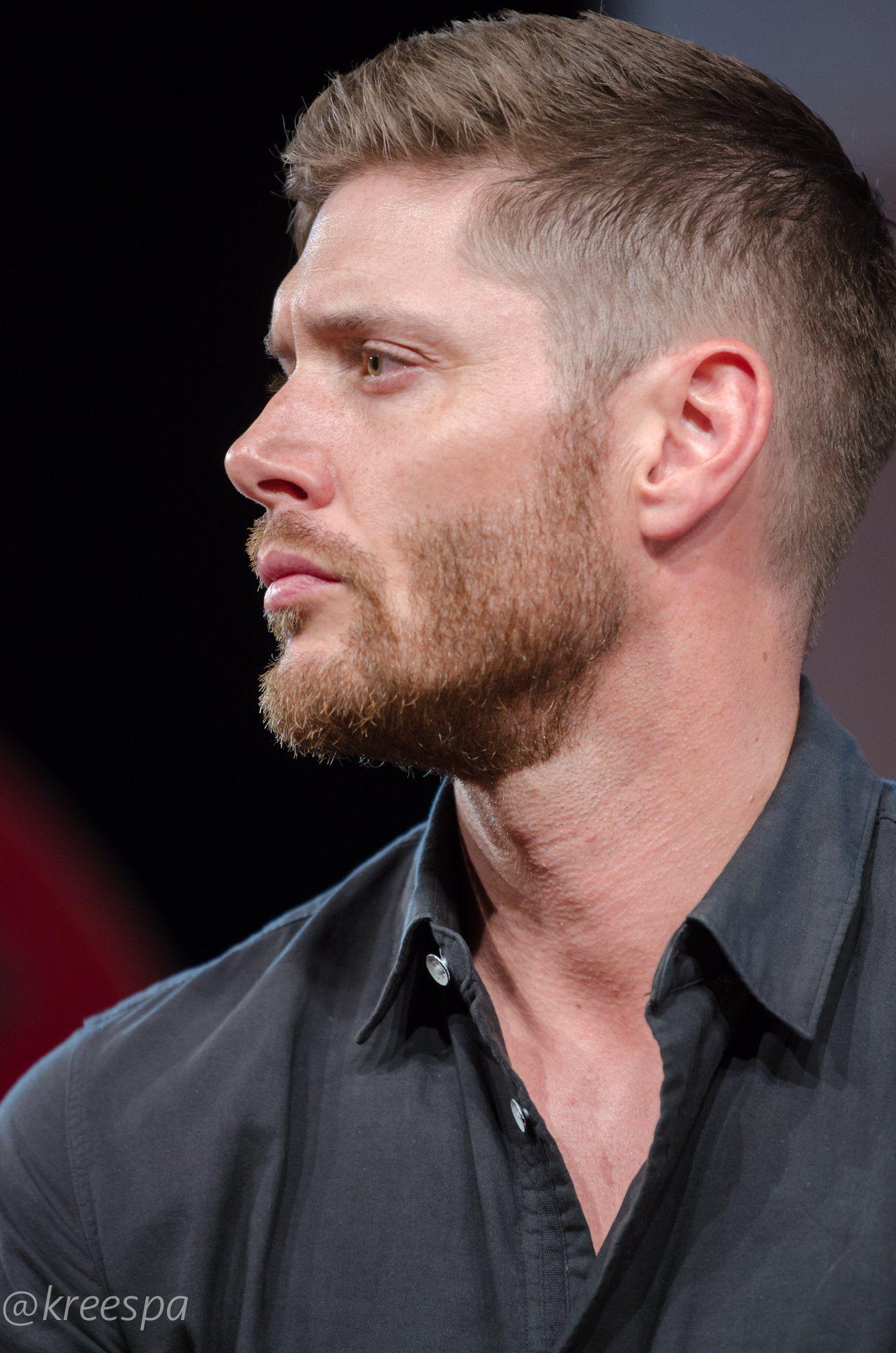 36+ Jensen ackles side profile info