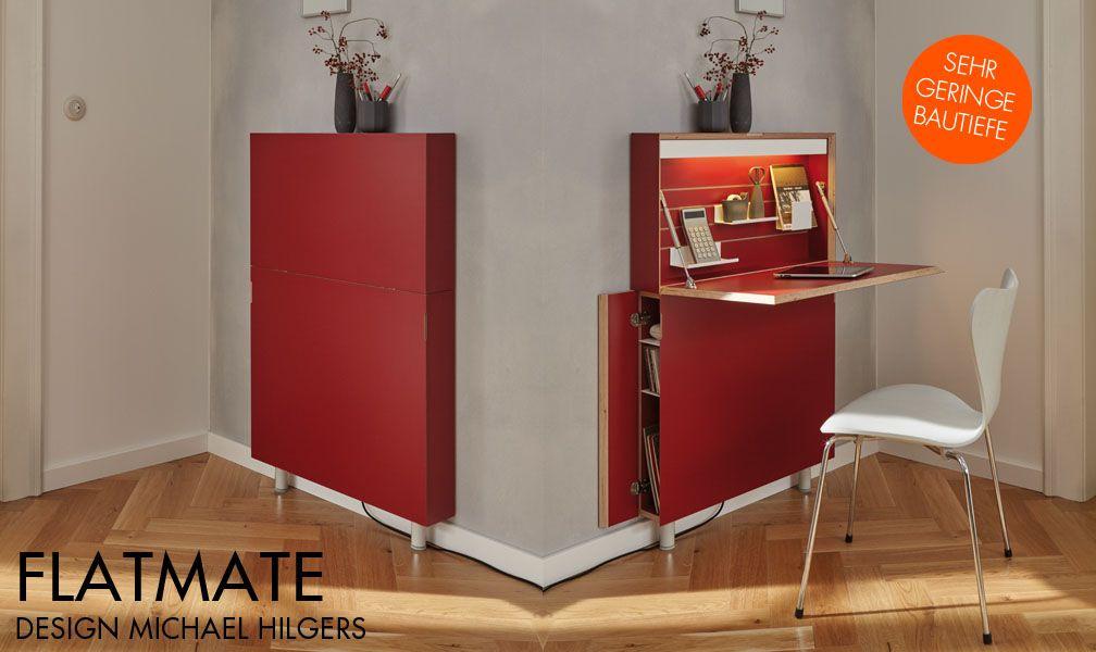 Flatmate | Sekretäre | Müller Möbelwerkstätten | Zukünftige ...