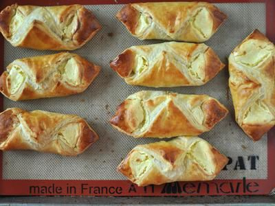 Easy cheese danish the weekender easy cheese cheese danish and easy cheese danish cream cheese and ricotta cheese are the filling in a puff pastry forumfinder Images