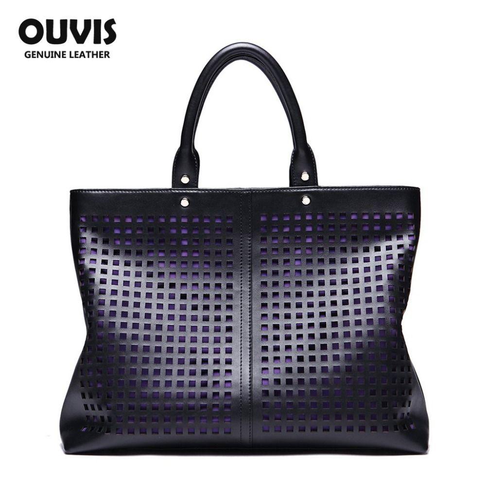 890e8bdbc2c 2014 New Fashion Ladies Genuine Leather Bags Famous Brands Totes ...