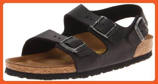 27e4112a287 Birkenstock Women s Milano Leather Slingback Sandal
