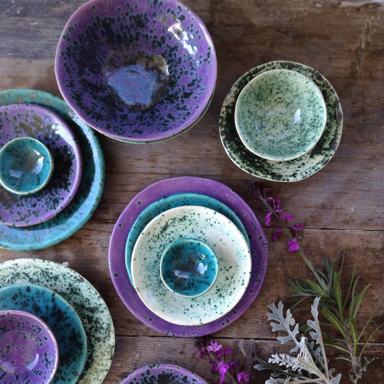 Mix & match #ceramicpottery