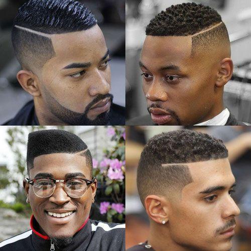 pin haircuts black men