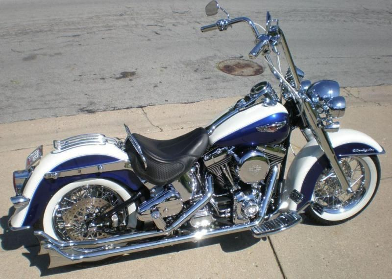 Stratplexi Picture Harley Softail Deluxe Softail Deluxe Harley Softail