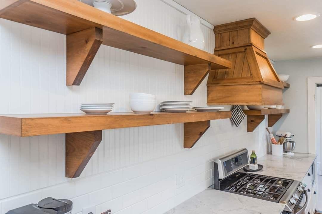 kit shelves instead of cabinets shelves bookshelves decor on kitchen shelves instead of cabinets id=73012
