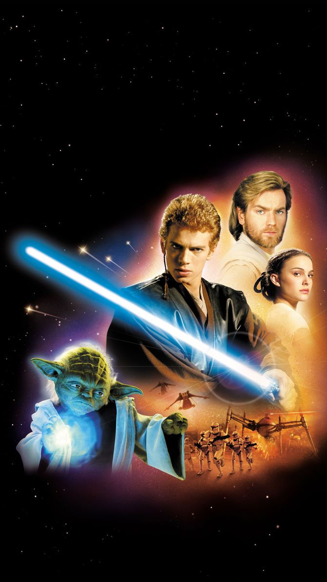 Star Wars: Episode II - Attack of the Clones (2002) Phone Wallpaper | Moviemania