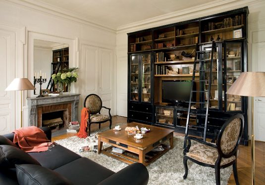 Love The Bookcase Thuis Meubel Ideeen Thuis Woonkamer