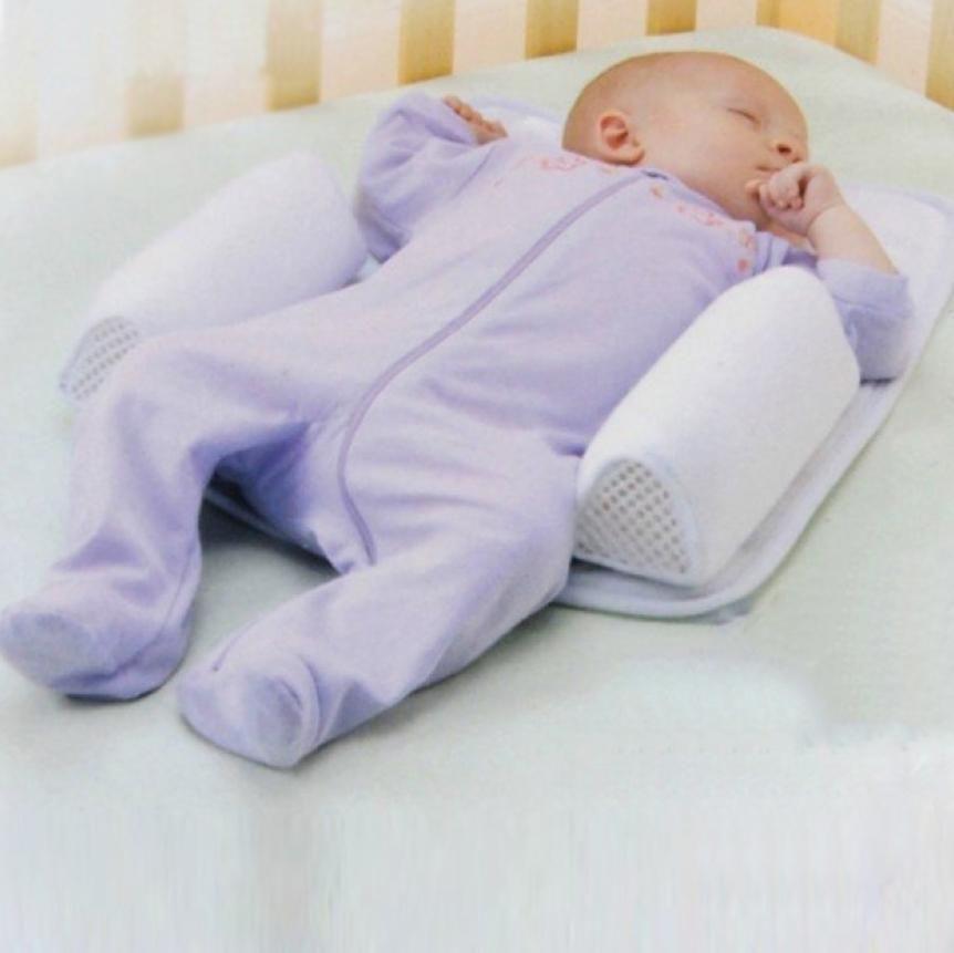 baby sleep fixed position anti roll