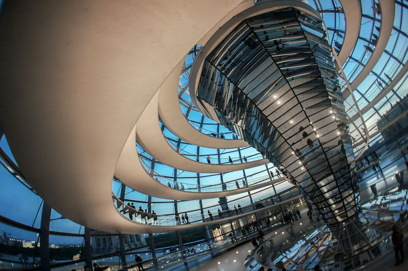 Visiting the German Parliament Dome - Insider Tips