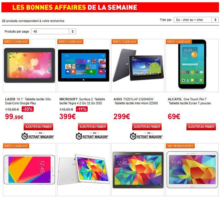 tablette auchan promo tablette  d u00e9couvrez les nouvelles tablettes et profitez pour faire un