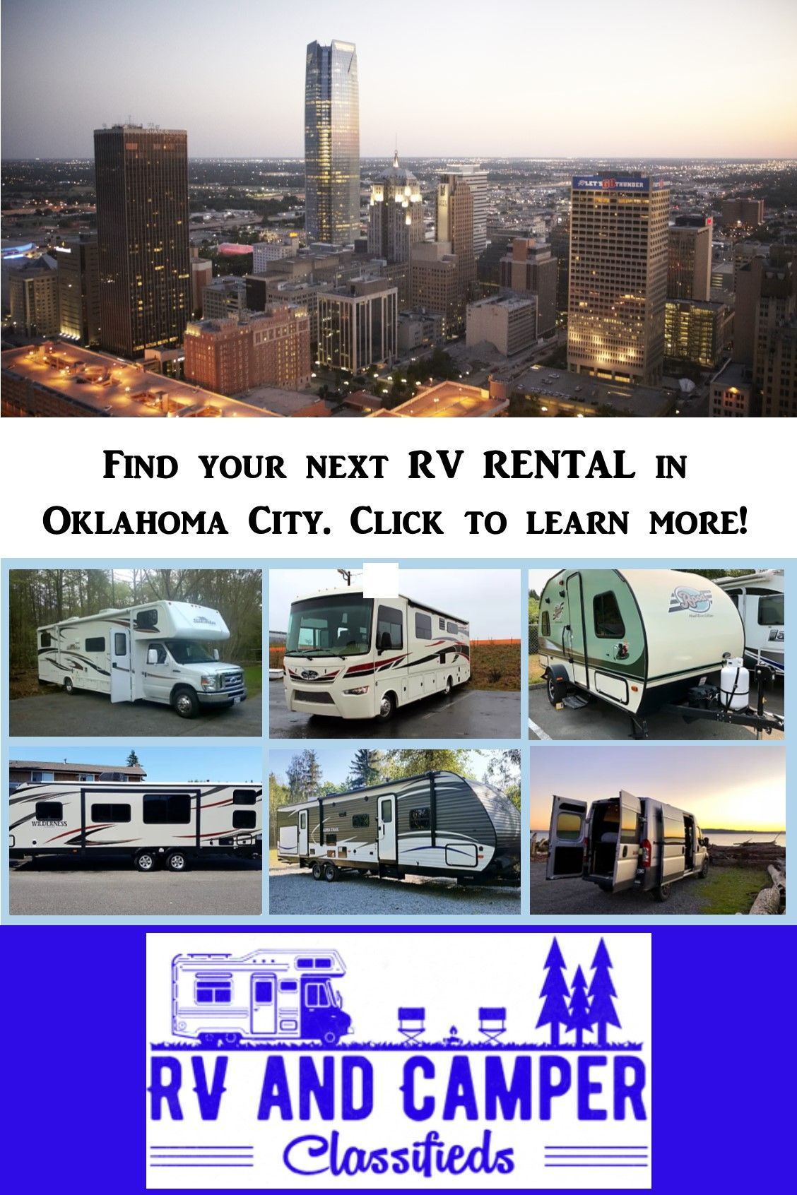 Click, Browse, Reserve    Hundreds of RV's for rent in