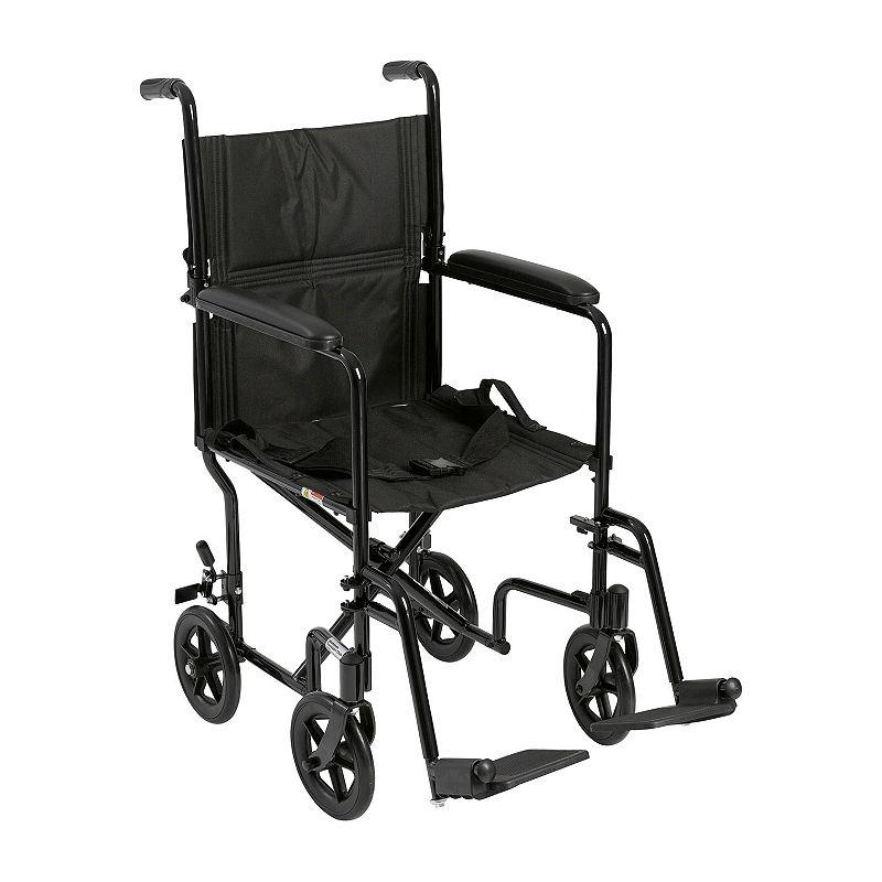 Drive Medical Lightweight Transport Wheelchair With Images Transport Wheelchair Transport Chair Wheelchair