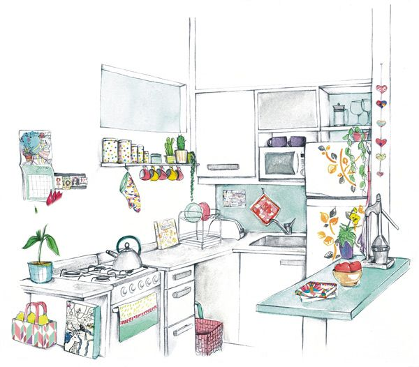 work (and home) of Bu Lago Millán, the Argentinian artist art and - dessiner plan de maison