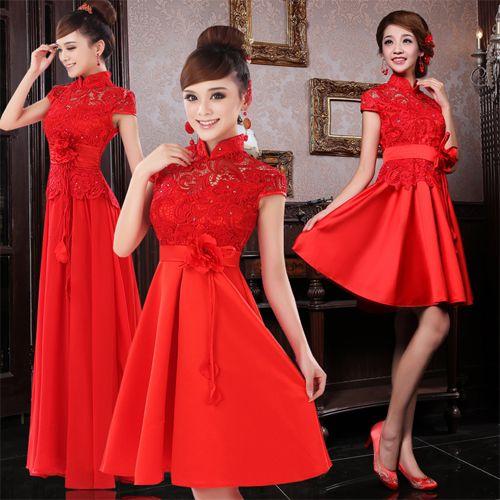 en rojo siempre elegante
