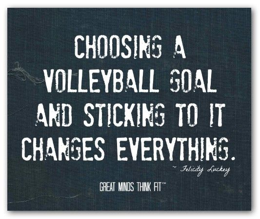 #volleyball #inspirational #quotes