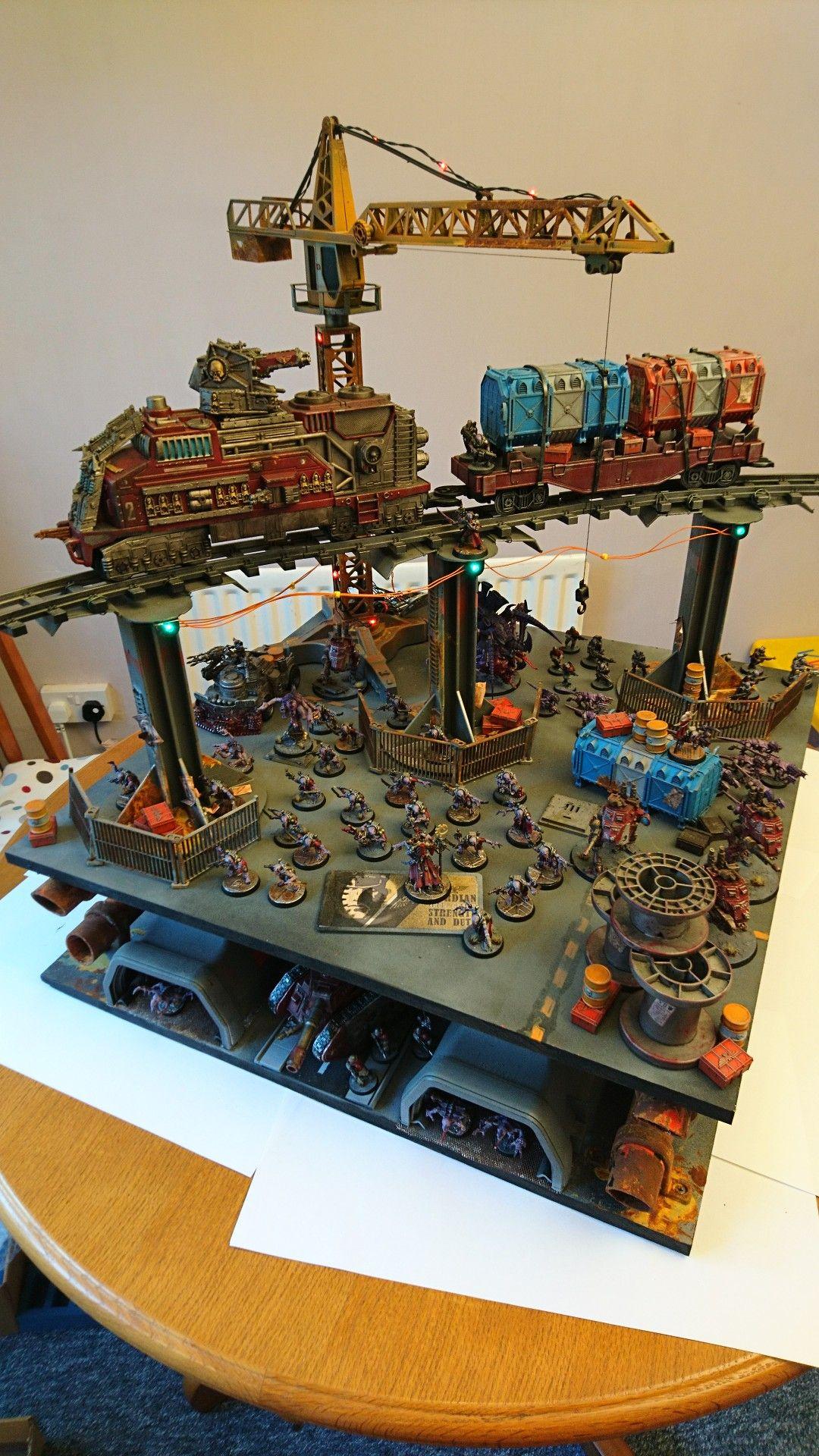 Pin by James Schmidt on Game Board & Terrain Wargaming