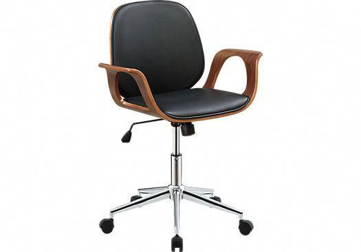 office chair for sale shaker rocking kit picture of wender black desk from chairs furniture officechairsonline