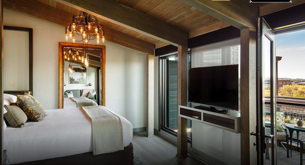 The Charmant La Crosse Wi Interiors By Simeone Deary Design