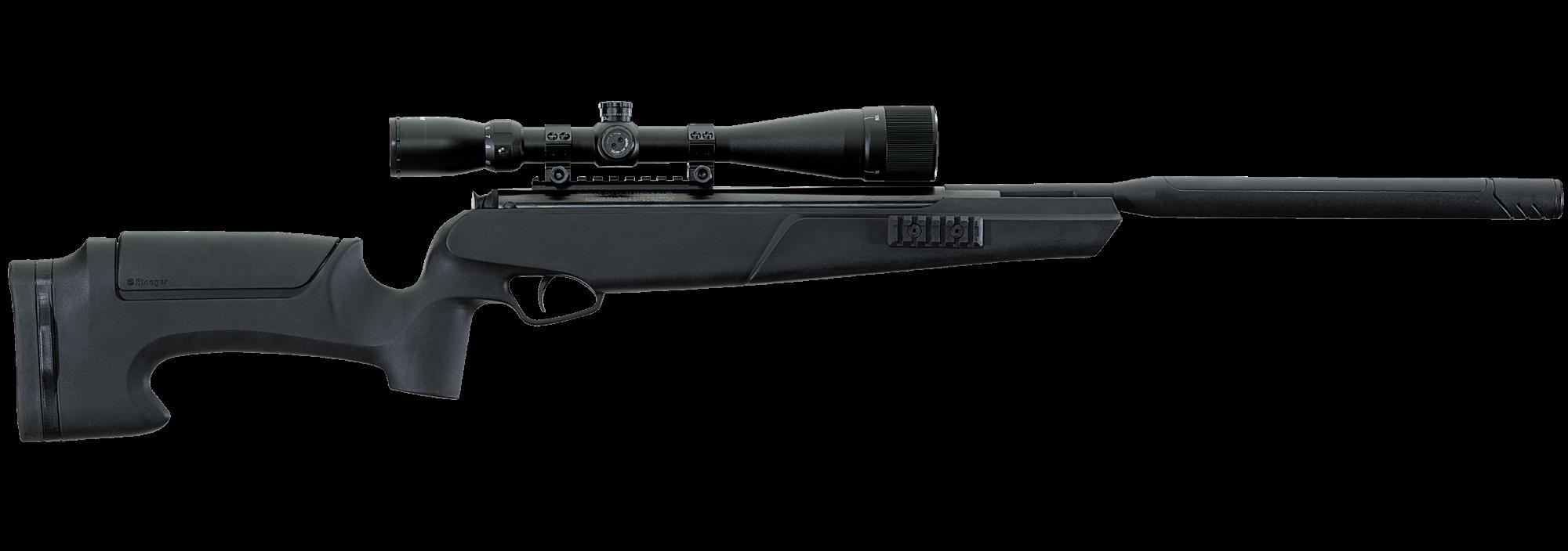 Black Sniper Png Image Sniper Png Guns And Ammo