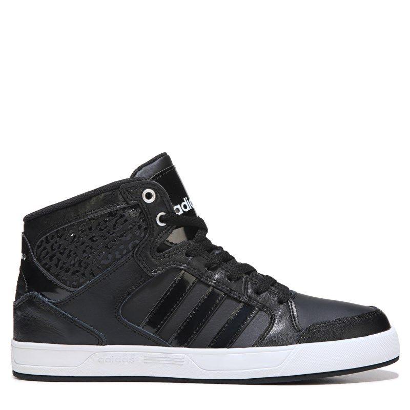 Adidas Kids\u0027 Neo Raleigh High Top Sneaker Pre/Grade School Shoes (Black/