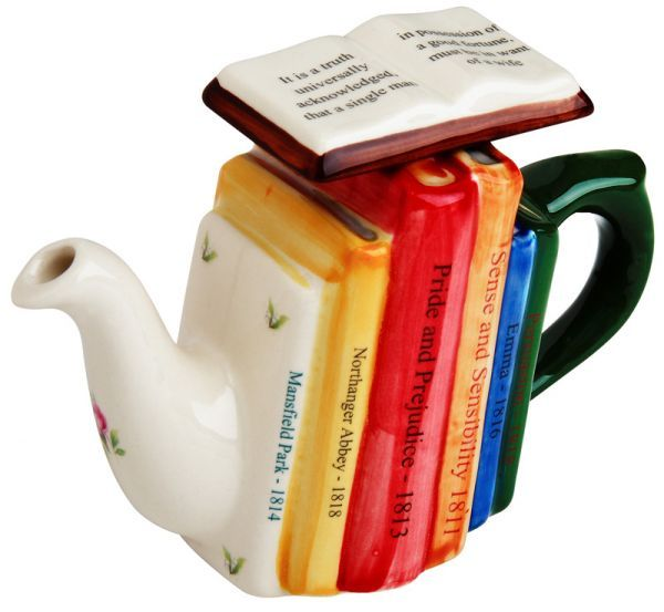 Bookish Teapots, Part One | Tea pots, Tea, Tea cups