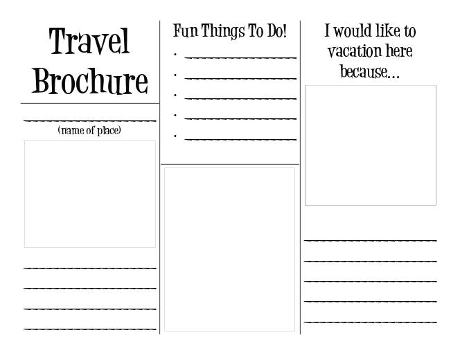 Travel brochure project template part i complete the research travel brochure project template part i complete the research packet about your assigned region pronofoot35fo Images