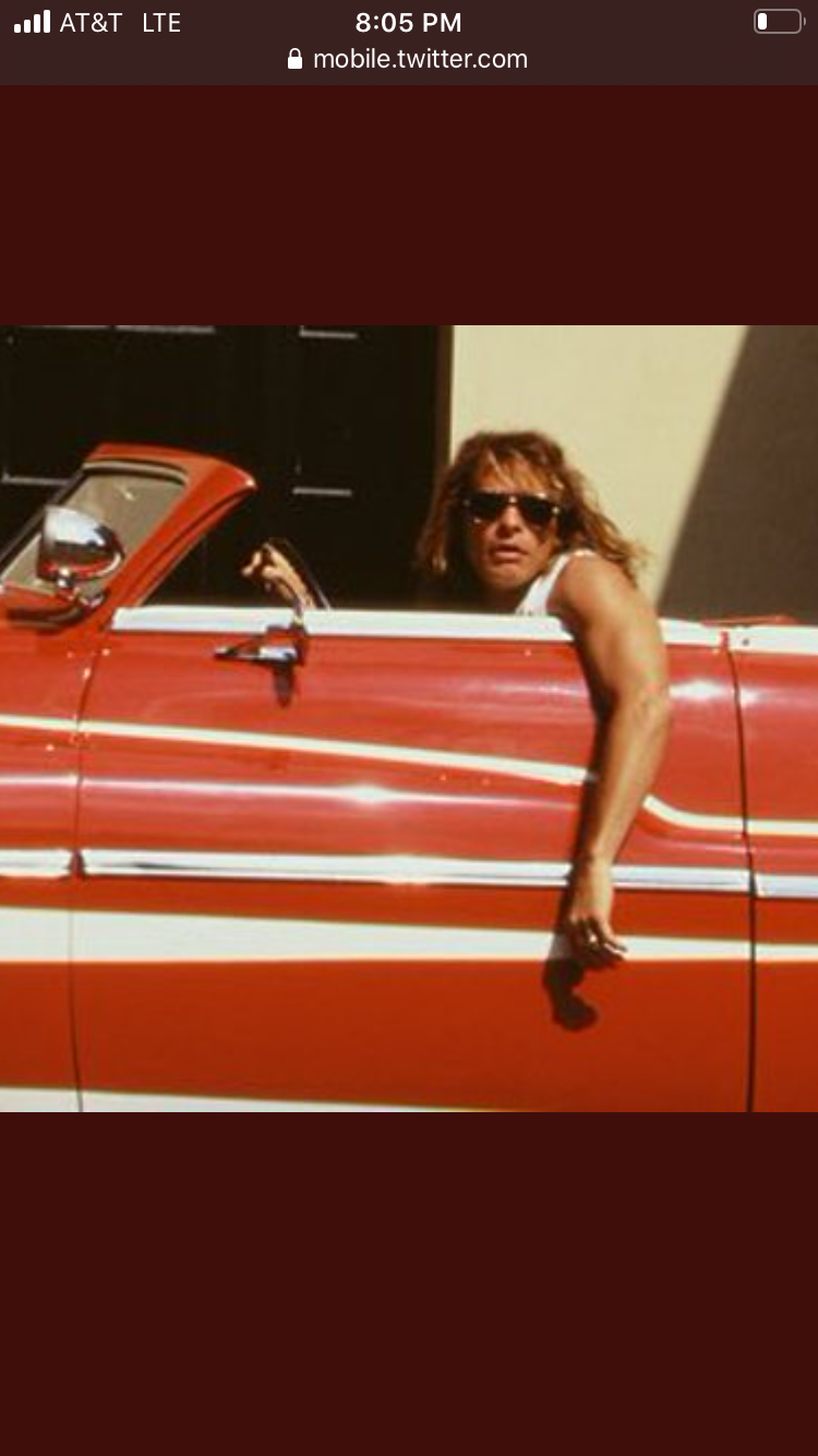 That S A Bad Man Right There Rf In 2020 Van Halen David Lee Roth The Originals