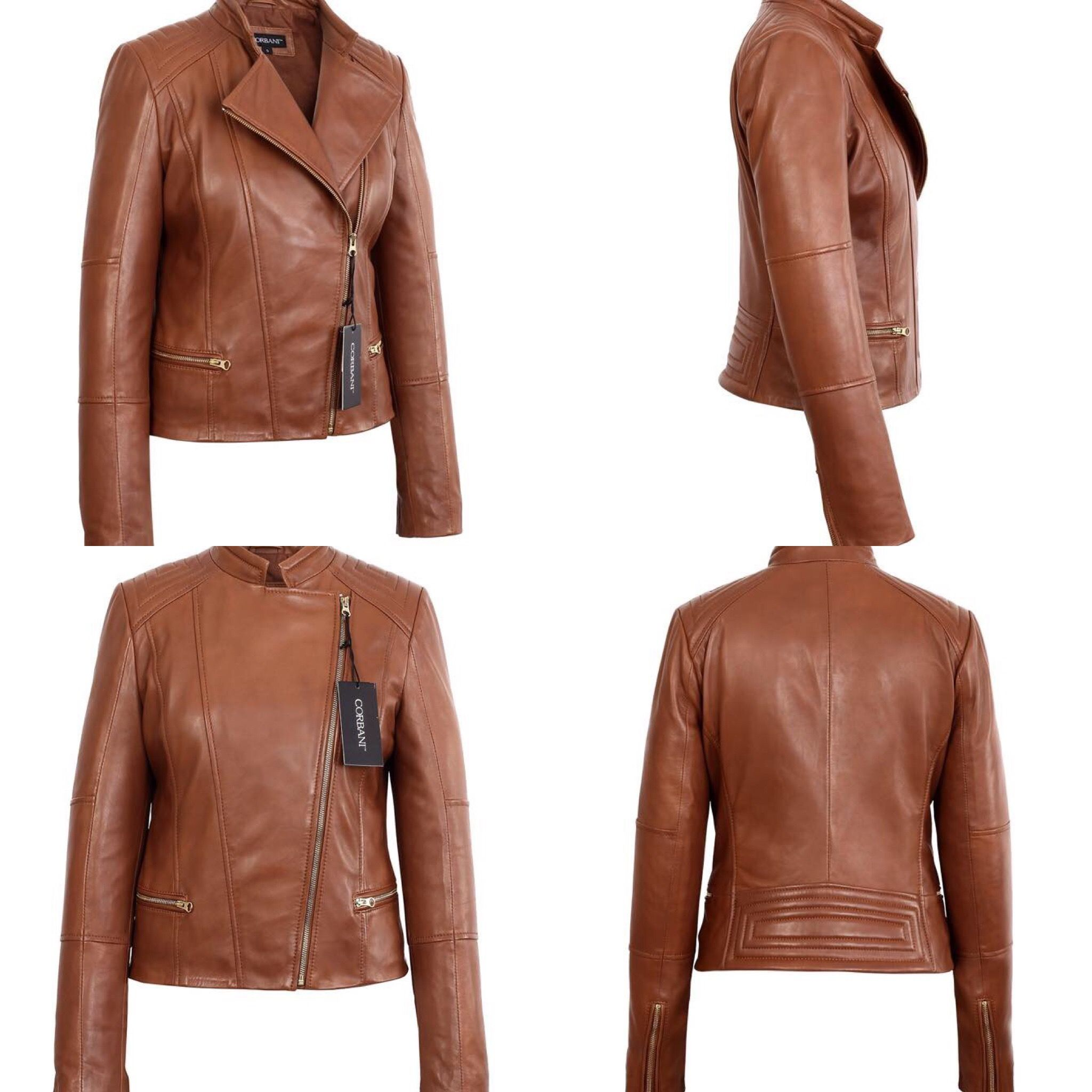 Who sells leather jackets