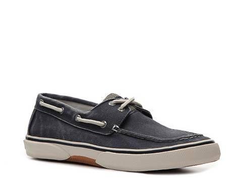 Halyard Canvas Boat Shoe Boat Shoes