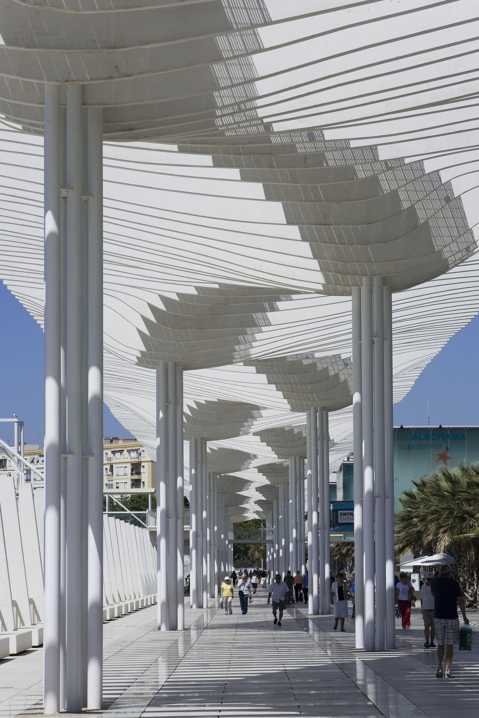 El palmeral de las sorpresas junquera arquitectos arq - Arquitectos interioristas malaga ...