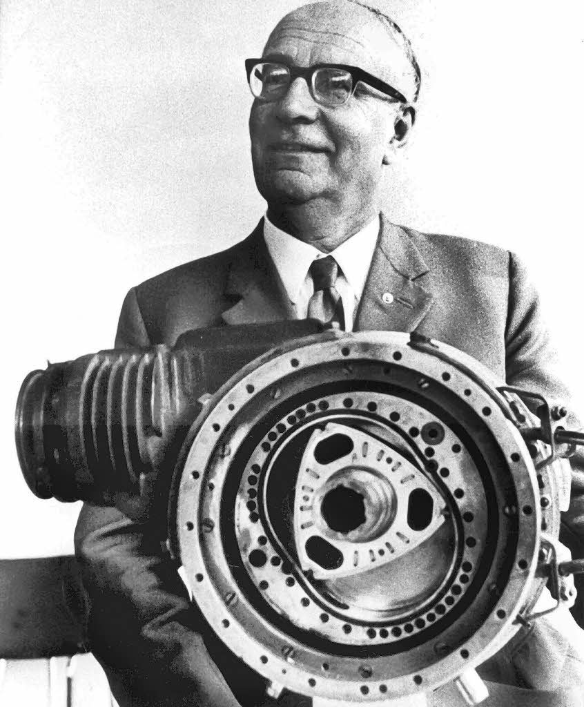 Vw Beetle Wankel Engine: Facts About Felix Wankel: It Started With A Dream At Age