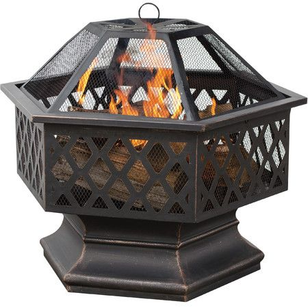 Wilson Firepit | Fire pit, Fire pit bowl, Fire pit furniture on Quillen Steel Wood Burning Outdoor Fireplace id=31485
