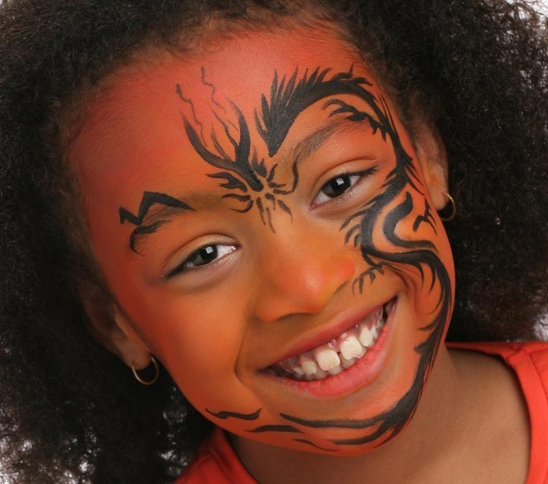 A Reserver la fête du Nouvel An Chinois chez He · Maquillage  ChinoisMaquillage EnfantMaquillage CarnavalLa