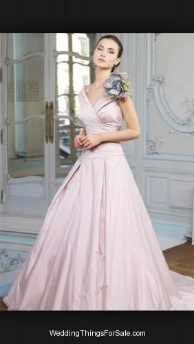 cf8e740c199 Unforgettable Ian Stuart Wedding Dress Size 16