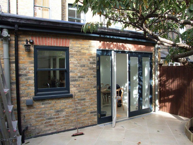 Terraced House Rear Extensions