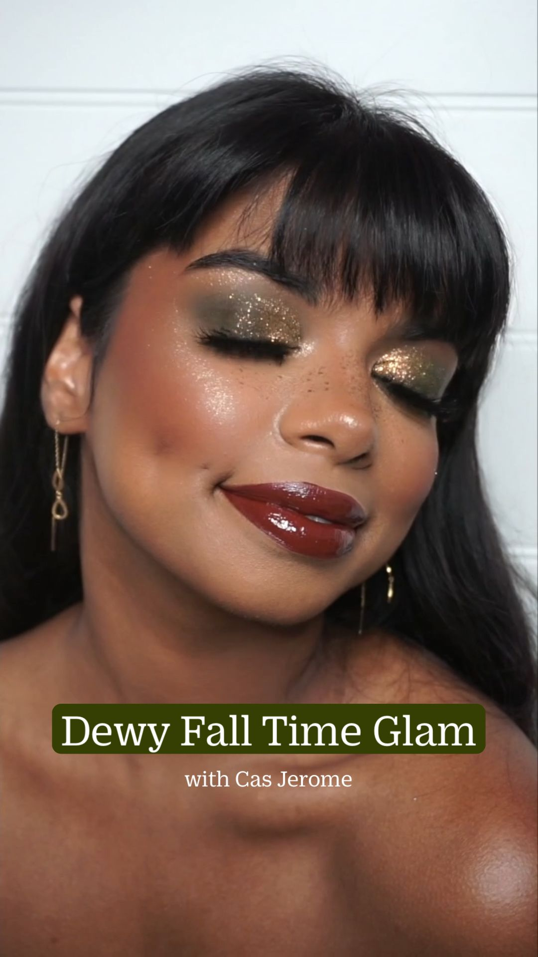 Dewy Fall Time Glam