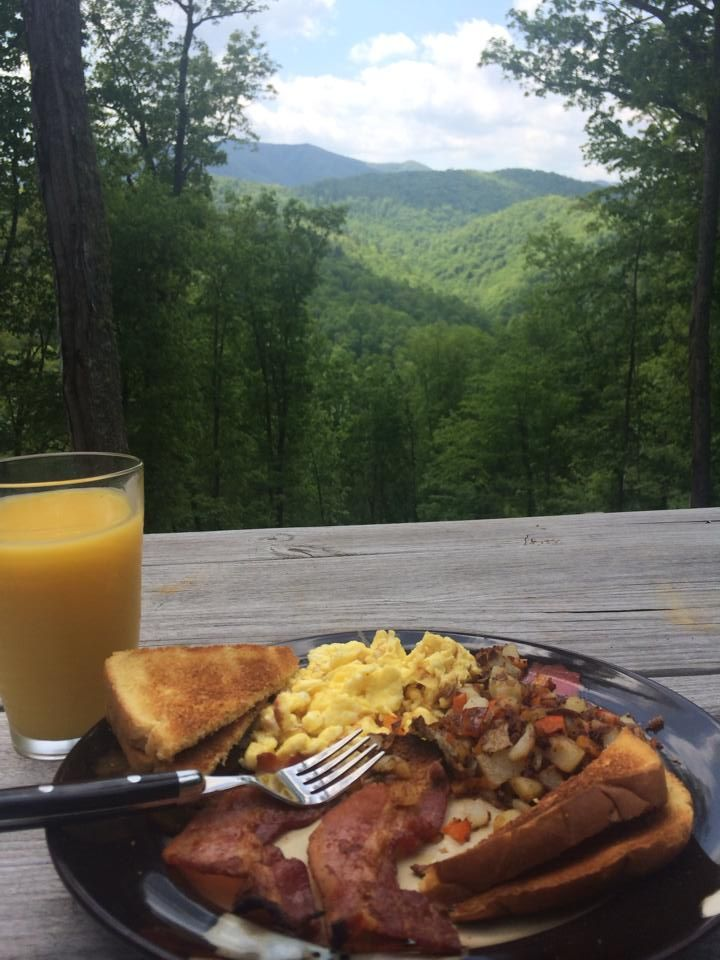 Cherokee Mountain Cabins Offer Guests A Pampered Experience With Options Of  Having A Personal Chef Or