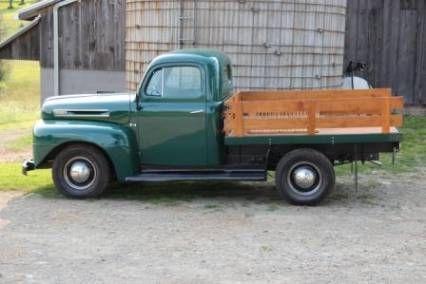 1948 Ford F1 Classic 1948 F 1 Stakebed Truck Trucks Classic Trucks 1948 Ford Truck