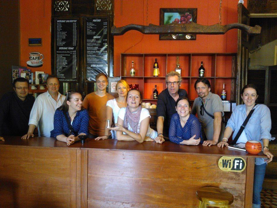 Cafe El Portal En Berlin Usulutan El Salvador Suchitototours