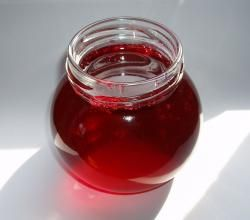Strawberry jelly #homecanning #victoriosteamjuicer