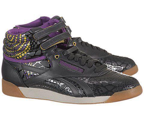 ec36344788f17 Reebok Women Freestyle Hi Alicia Key Fashion Sneaker