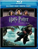 Harry Potter and the Goblet of Fire (Blu-ray), Target Exclusive